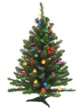 Artificial Christmas Tree with Multi Lights