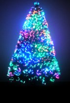 Artificial Christmas Tree Fiber Optic